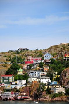 St. John's, Newfoundland #AdditionElleOntheRoad