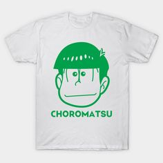 Choromatsu Kawaii - Choromatsu - T-Shirt | TeePublic Kawaii Shirts, Fandoms, Solid Colors, Otaku, Mens Tops, T Shirt, Range, Japan, Cotton
