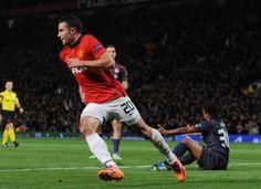 Manchester United, Van Persie guida la rimonta: 3-0 all'Olympiacos