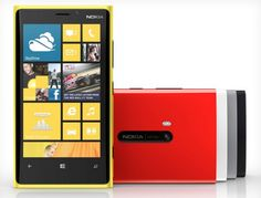 Nokia Lumia 920 Officially Revealed: PureView Camera, Wireless Charging, Snapdragon S4 Processor