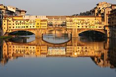 Ponte Vecchio, Florence Italy for our #Italian #language week. Learn Italian all over the world with us: http://www.cactuslanguage.com/en/languages/italian.php