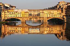 Puente Vecchio, Florencia. italia