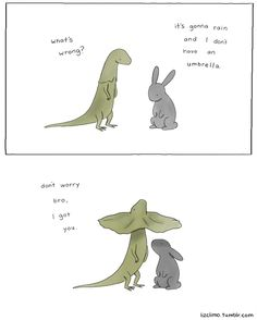 Wonderfully Witty Animal Comics by Liz Climo - My Modern Metropolis