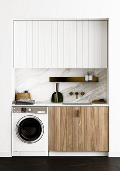 20+ CLEVER IDEAS TO BUILD EFFICIENCY SMALL LAUNDRY ROOM - Page 10 of 26