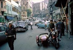 Ankara Caddesi, Sirkeci / 1960'lar