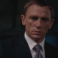 "Quantum of Solace - Midnight Blue ""Regency"" suit. The single-breasted jacket is cut with narrow, pagoda shoulders with roped sleeve heads.…"
