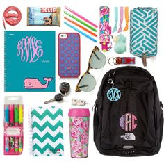 """what's in my school bag"" - repinned by www.dobundle.com"