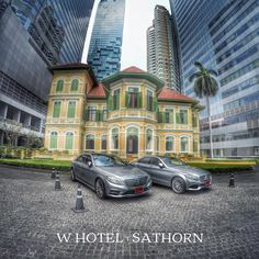 Classic beauty  Modernity #bangkok #Thailand #sathorn by tomkitti