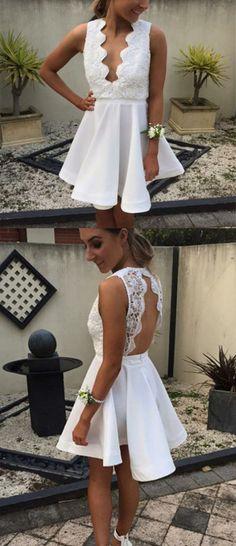 Lace Homecoming Dress,Homecoming Dress,Cute Homecoming Dress, Fashion Homecoming Dress