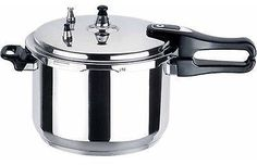 5l #litre #cooking pressure cooker #aluminium kitchen catering home brand new,  View more on the LINK: http://www.zeppy.io/product/gb/2/272404846682/
