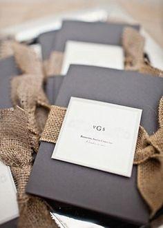 bröllopsprogram kort bröllop tips inspiration pyssel ide