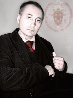 Madrid, Portrait, Blazer, Men, Director, Academia, Html, Death, Teacher