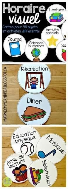 Classroom tips & tricks, resources and teaching ideas for the primary French classroom - immersion or French first-language French Classroom, School Classroom, Classroom Decor, French Teacher, Teaching French, Teaching Spanish, Classroom Organisation, Classroom Management, Montessori