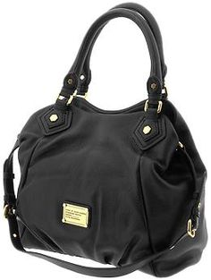 How do I not own a black bag??? Marc by Marc Jacobs Classic Q Fran | Piperlime