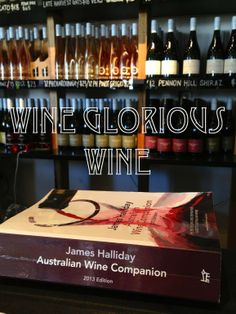Wine glorious wine - take a look at Australia's passionate food and wine producers. #SeeAustralia