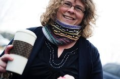Ravelry: Late for School Cowl pattern by Lisa Beth Houchins