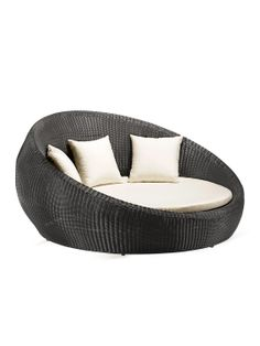 anjuna bed - outdoor lounge bed for patio/poolside cabana