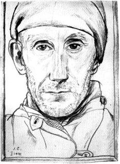 J. Czapski, Autoritratto a Griasoviets, 1941