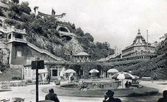 An poster sized print, approx (other products available) - Mineral spa in Budapest, Hungary. - Image supplied by Mary Evans Prints Online - Poster printed in the USA Old Pictures, Old Photos, Capital Of Hungary, Dubai Skyscraper, Great Buildings And Structures, Modern Buildings, Budapest Hungary, Budapest Spa, Historical Architecture