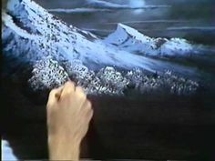 Bob Ross - Winter Moon (Season 1 Episode 6) - YouTube