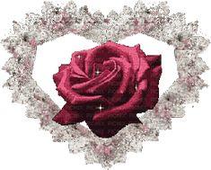la vida : ♥Sentir solo Sentir♥ Gb Bilder, Heart Gif, Burlap Wreath, Happy Valentines Day, Create, Rose, Flowers, Blog, Profile