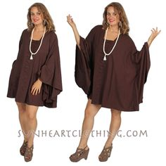 20% Off $85 Uber poncho is $68!