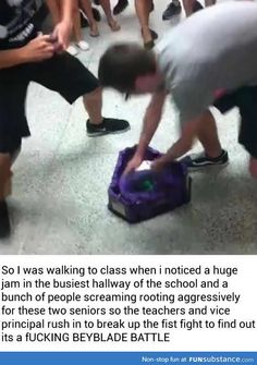 High school fights can get really intense