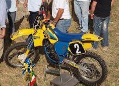 Suzuki factory 125 cc. 1985