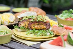 Jalapeño Cheddar Stuffed Burgers Recipe: The Juicy Lucy is an ingenious take on the hamburger where it's stuffed with cheese and grilled until the cheese is melting from the inside and oozes amazing cheesy goodness when bitten into.