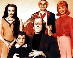 The Munsters 1964 - 1966 real people, the addams family, schools, tvs, monsters, the munsters, families, tv shows, the one