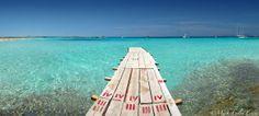 Formentera Jetty - Illetes beach