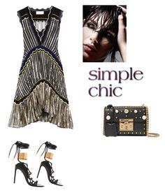 """""""Simple chic"""" by zabead ❤ liked on Polyvore featuring Peter Pilotto, Tom Ford and Gucci"""