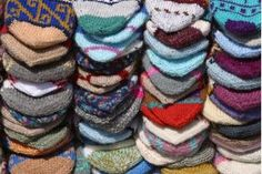 Knitting socks is a popular project for beginning and experienced knitters. Most sock patterns are knit in the round on double pointed needles and can start either at the toe or at the cuff. Newer knitters sometimes find circular knitting intimidating, but even some of the most advanced knitters do not like knitting with double pointed needles. You...