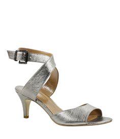 54a40d0738b874 J Renee Soncino Metallic Dress Sandals  Dillards Metallic Dress