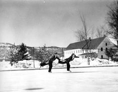 figure skating in new hampshire, 1938