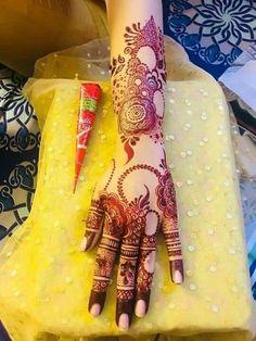Khafif Mehndi Design, Rose Mehndi Designs, Mehndi Designs 2018, Mehndi Design Pictures, Mehndi Designs For Girls, Mehndi Designs For Beginners, Wedding Mehndi Designs, Mehndi Designs For Fingers, Dulhan Mehndi Designs