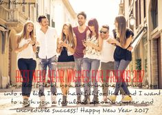 New Year Wishes for Friends – Friends and Family is very important and valuable for us and is something that should never be taken for granted. Without friends, a large part of our life and culture would be missing.In this world of doubt, insecurity, and fear, our family is always …