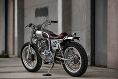 SUZUKI GRASS TRACKER 250 - RocketGarage - Cafe Racer Magazine