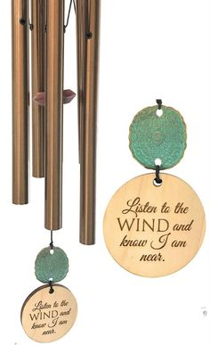 Personalized Engraved Bamboo Remembrance Wind Chimes Pet Memorial Wind Chime k