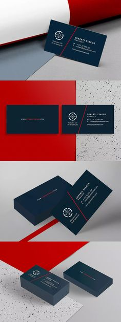 Business Card Template InDesign INDD  unlimiteddownloads                                    Business Card Template INDD