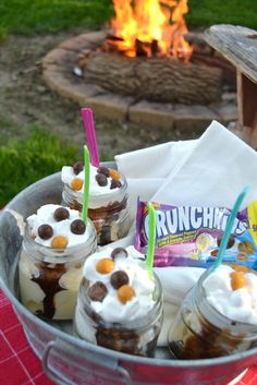 Campfire Food Ideas