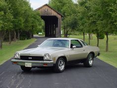1973 Chevelle SS