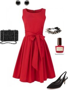 """""""Christmas Eve in Florida"""" by tabbyabby on Polyvore"""