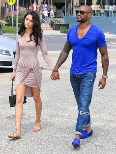 Star Tracks: Monday, December 22, 2014 | MODEL MANAGEMENT | Tyson Beckford and his girlfriend, Victoria's Secret model Shanina Shaik, walk hand-in-hand along Sydney's Bondi Beach.