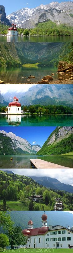 Germany - Berchtesgaden. I have been here. Was a monastery that was converted to a beer garden