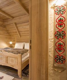 Zakopane, Poland, Apartment Bedroom