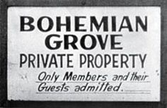 Bohemian Grove/my super favorite