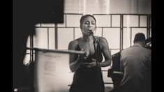 Alexandra (accompanied by pianist Tim Maple) performs her own stunning version of 'Never Enough, from the blockbuster musical, The Greatest Showman. Alexandra Burke, Never Enough, The Greatest Showman, Musicals, Songs, Concert, Youtube, Relax, Fictional Characters