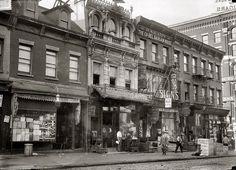 WHITE HOUSE HOTEL c. 1912 by syscosteve, via Flickr