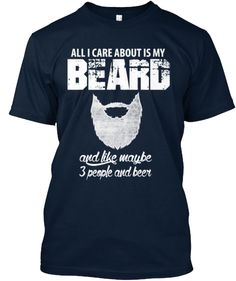 Limited Edition Beard Tee